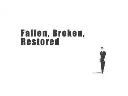 Church Discipline: Fallen, Broken, Restored