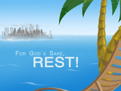 THEOLOGY OF REST